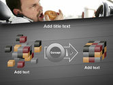 Distracted Driving PowerPoint Template#17