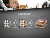 Distracted Driving PowerPoint Template#9