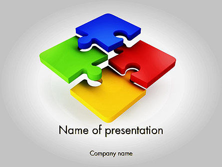 Business Concepts: Positioning Strategy PowerPoint Template #11675