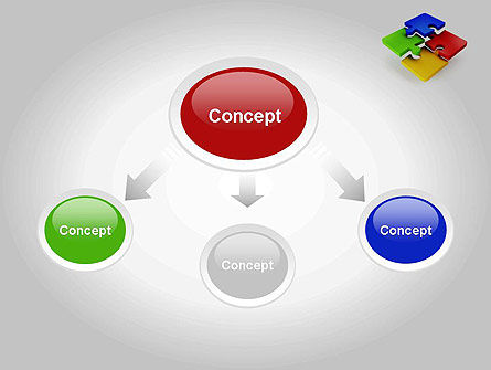 Positioning Strategy PowerPoint Template, Slide 4, 11675, Business Concepts — PoweredTemplate.com