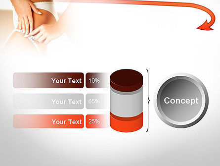 Cellulite Treatment PowerPoint Template Slide 11