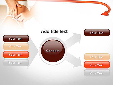 Cellulite Treatment PowerPoint Template Slide 14