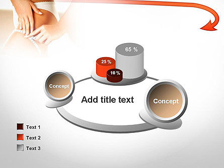 Cellulite Treatment PowerPoint Template Slide 16