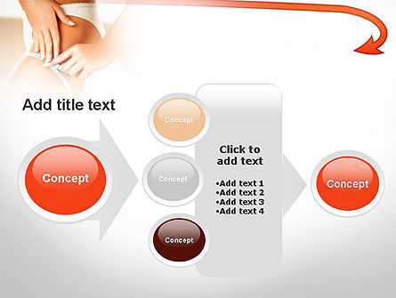 Cellulite Treatment PowerPoint Template Slide 17