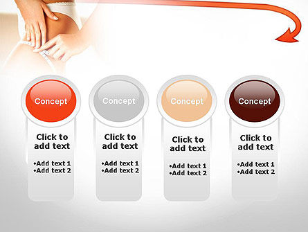 Cellulite Treatment PowerPoint Template Slide 5