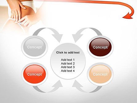 Cellulite Treatment PowerPoint Template Slide 6