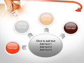 Cellulite Treatment PowerPoint Template#7
