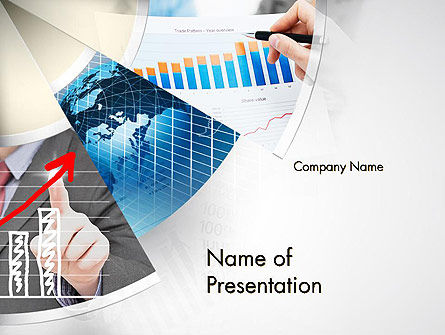 Business Efficiency PowerPoint Template, 11678, Business — PoweredTemplate.com