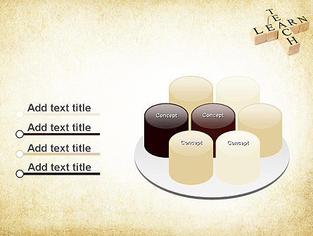 Teach and Learn PowerPoint Template Slide 12