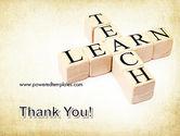 Teach and Learn PowerPoint Template#20