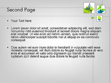 Startup Development PowerPoint Template, Slide 2, 11682, Business Concepts — PoweredTemplate.com