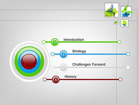 Startup Development PowerPoint Template, Slide 3, 11682, Business Concepts — PoweredTemplate.com