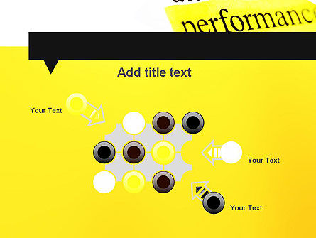 Performance Definition PowerPoint Template Slide 10