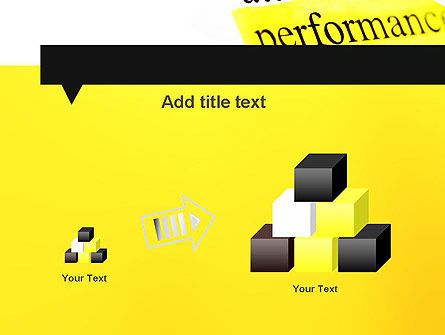 Performance Definition PowerPoint Template Slide 13