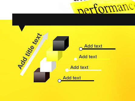 Performance Definition PowerPoint Template Slide 14