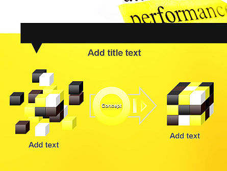 Performance Definition PowerPoint Template Slide 17