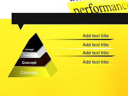 Performance Definition PowerPoint Template, Slide 4, 11685, Business Concepts — PoweredTemplate.com