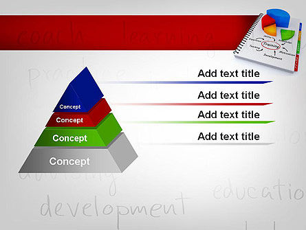 Training Plan with Pie Chart PowerPoint Template Slide 12