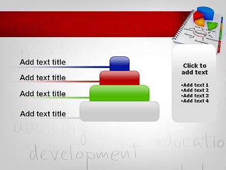 Training Plan with Pie Chart PowerPoint Template Slide 8