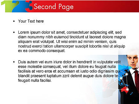 Web Technologies PowerPoint Template Slide 2