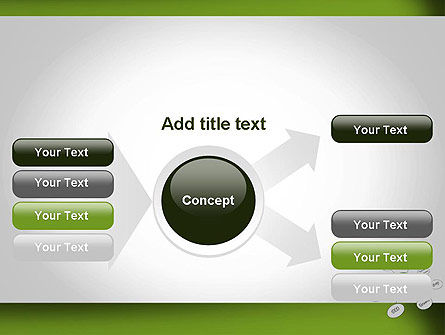 Start SEO Campaign Button PowerPoint Template Slide 14