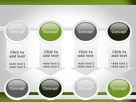 Start SEO Campaign Button PowerPoint Template Slide 18