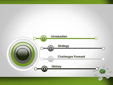 Start SEO Campaign Button PowerPoint Template Slide 3