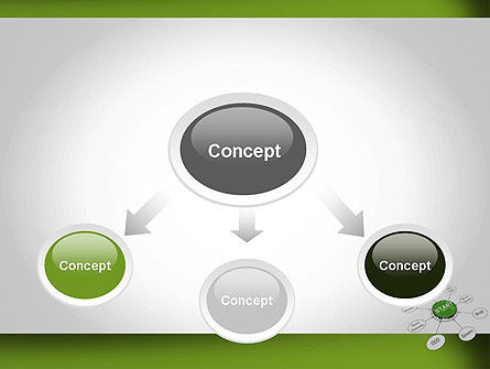 Start SEO Campaign Button PowerPoint Template Slide 4