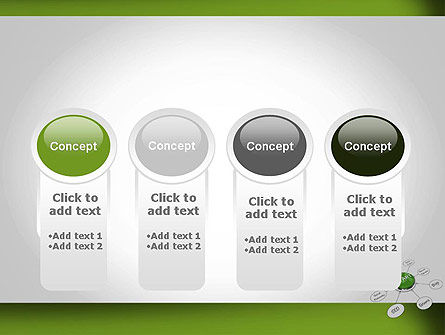 Start SEO Campaign Button PowerPoint Template Slide 5