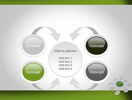 Start SEO Campaign Button PowerPoint Template Slide 6