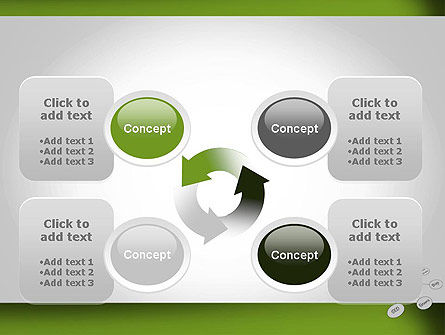 Start SEO Campaign Button PowerPoint Template Slide 9