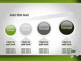 Start SEO Campaign Button PowerPoint Template#13