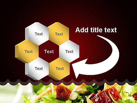 Fresh Salad PowerPoint Template Slide 11