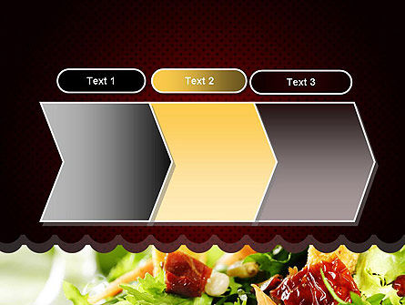 Fresh Salad PowerPoint Template Slide 16