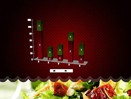 Fresh Salad PowerPoint Template Slide 17