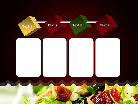 Fresh Salad PowerPoint Template Slide 18