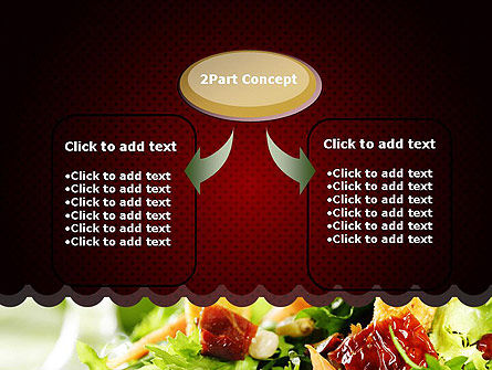 Fresh Salad PowerPoint Template Slide 4