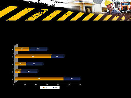 Smiling Builder PowerPoint Template Slide 11