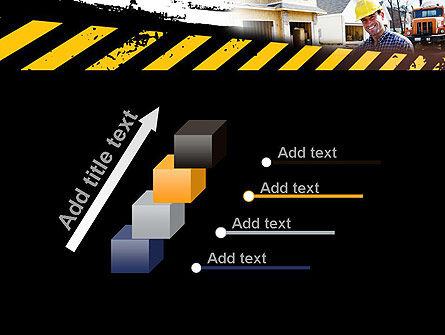 Smiling Builder PowerPoint Template Slide 14