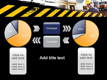 Smiling Builder PowerPoint Template Slide 16