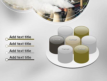 Generating Plant PowerPoint Template Slide 12