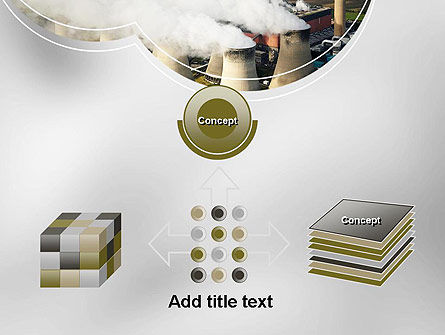 Generating Plant PowerPoint Template Slide 19