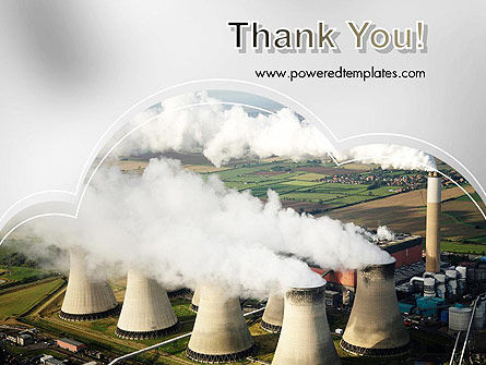 Generating Plant PowerPoint Template Slide 20