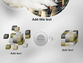 Generating Plant PowerPoint Template#17