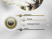 Generating Plant PowerPoint Template#3