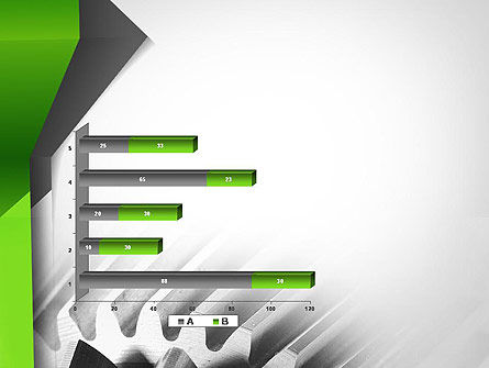 Cogwheels Theme PowerPoint Template Slide 11