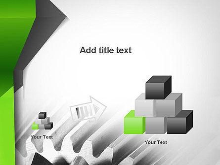 Cogwheels Theme PowerPoint Template Slide 13