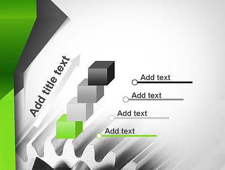 Cogwheels Theme PowerPoint Template Slide 14