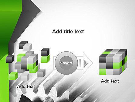 Cogwheels Theme PowerPoint Template Slide 17