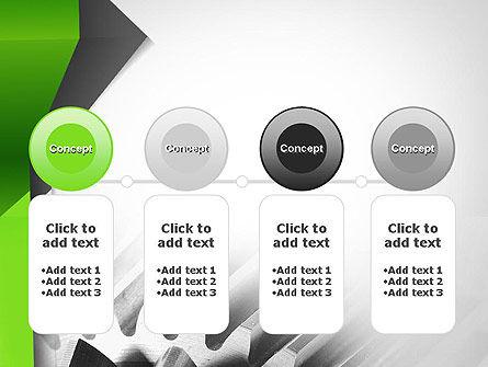 Cogwheels Theme PowerPoint Template Slide 5
